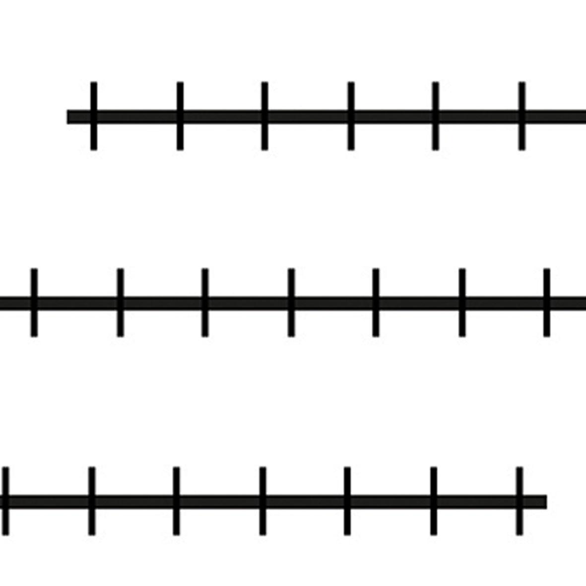 Number Lines on Blank Fraction Number Lines