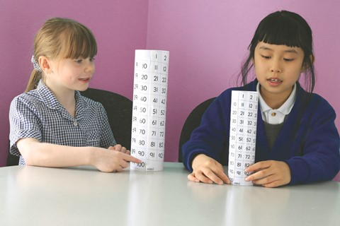 Pupil Counting Tube