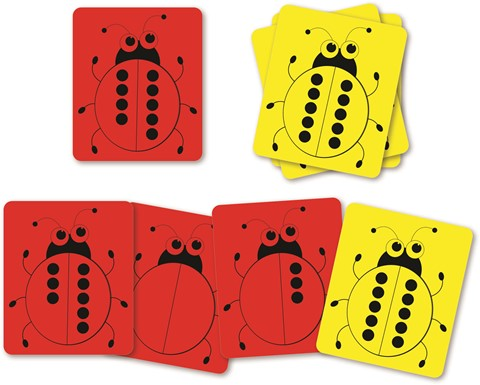 Ladybird Tens and Units