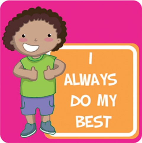 Affirmation - I always do best