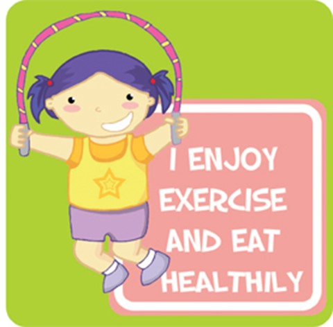 Affirmation - I enjoy exercise
