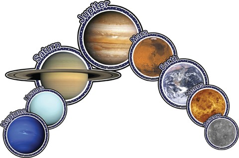 Planets - Set of 8