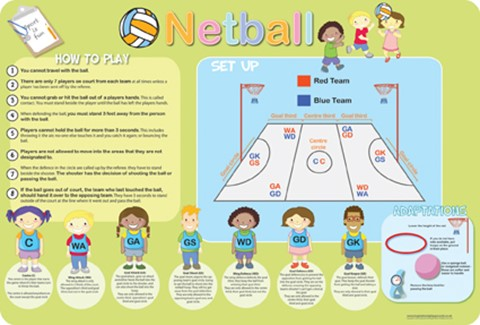 Net Ball Board