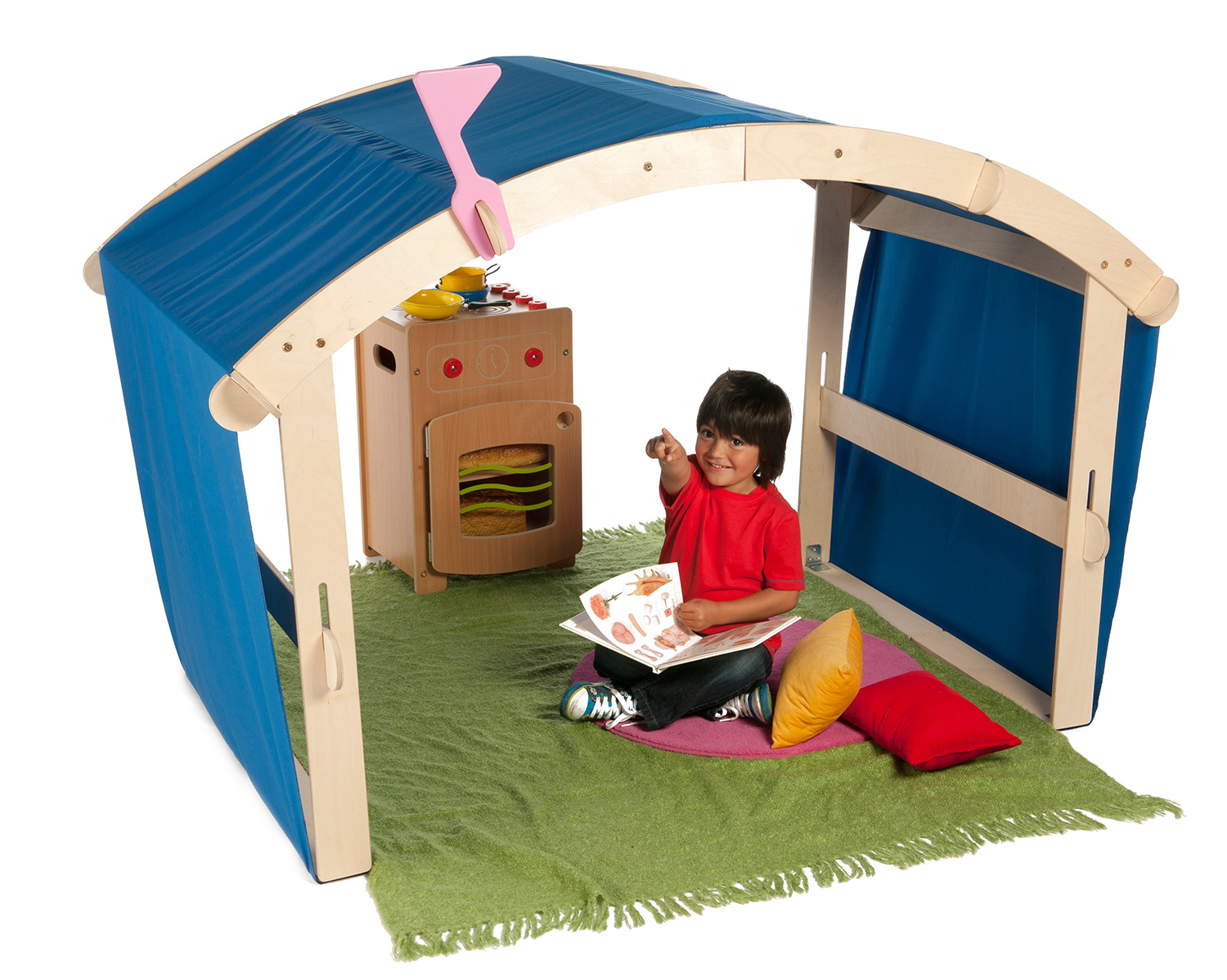Indoor Outdoor Folding Den