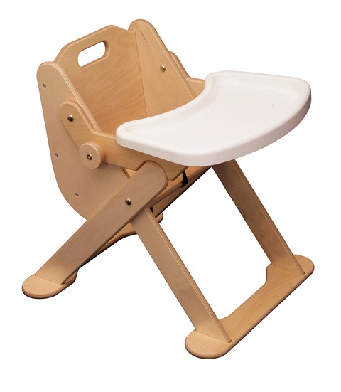 Folding Low Highchair