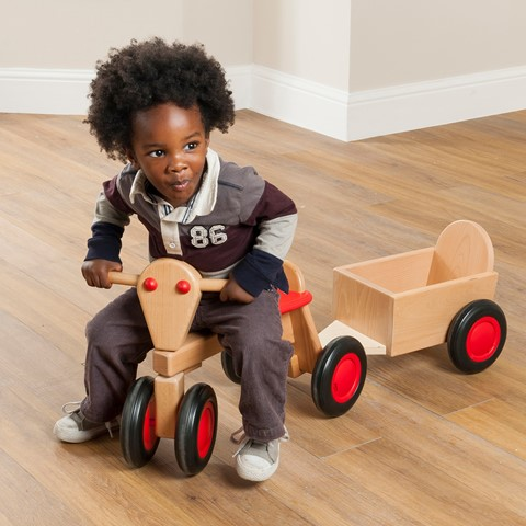 Toddler Trike and Trailer Offer