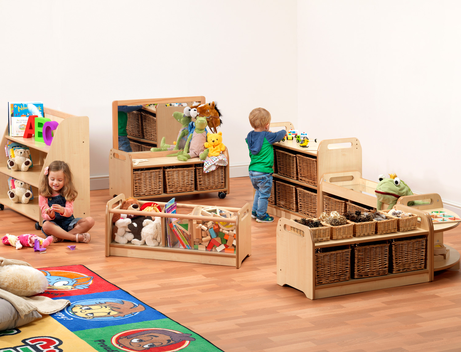 PlayScapes Storage