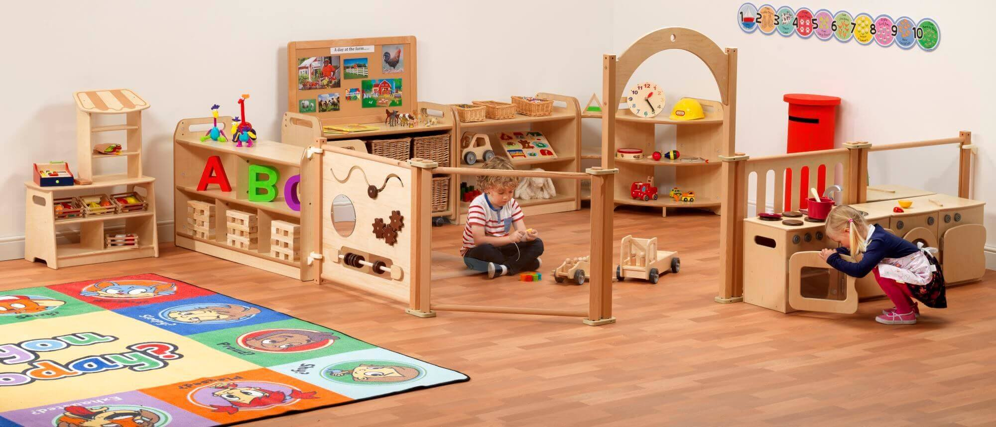 Inspirational Nurseries