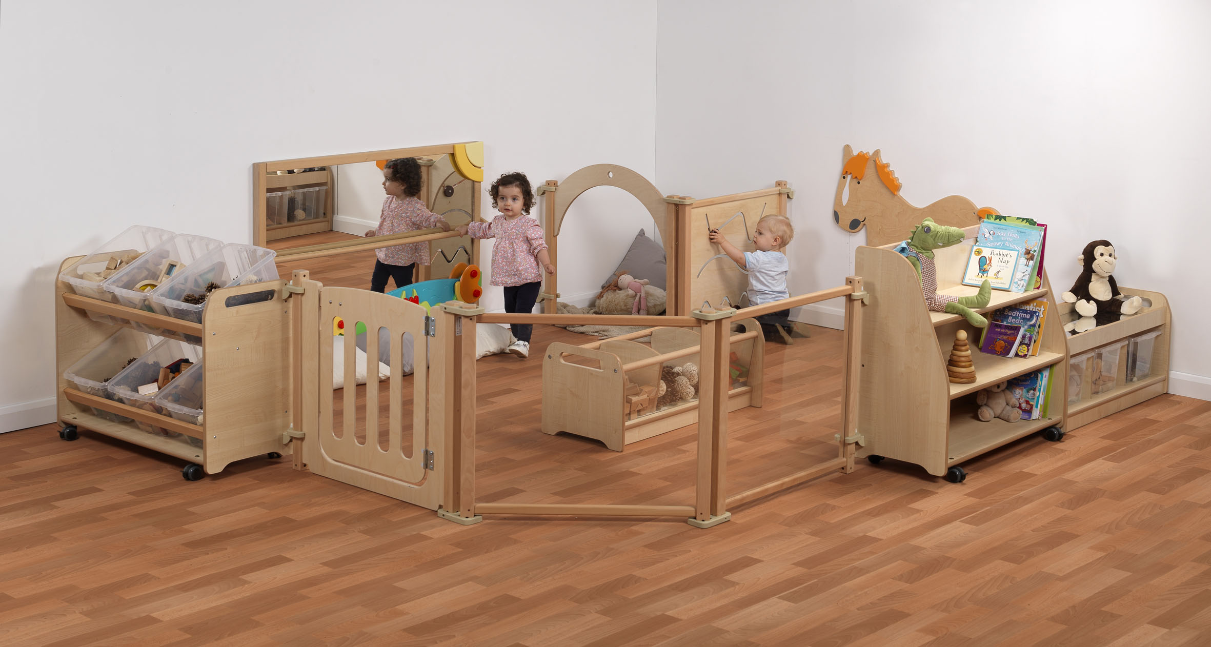 Baby Enclosure Zone