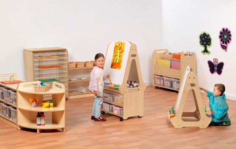 PlayScapes Creativity Zone