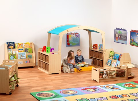 PlayScapes Cosy Reading Zone