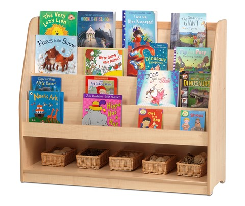 Large Book Display Unit