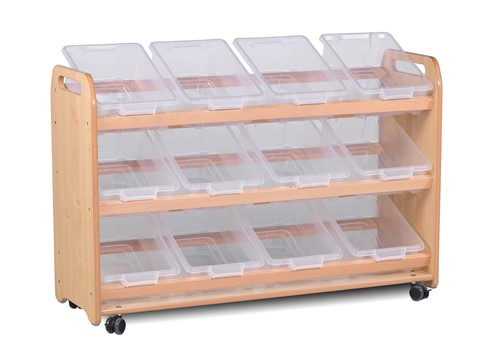 Tilt Tote Storage (800 x 1190mm)