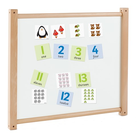 Toddler Magnetic Panel