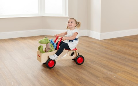 Toddler Wagon