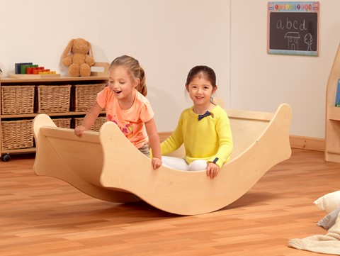 3 in 1 Rocking Boat