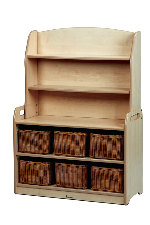 Welsh Dresser Display Storage